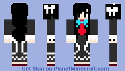 ~First skin ever~ Minecraft Skin