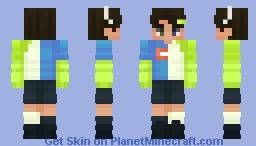 Dream404 (Glasses on Top) Minecraft Skin