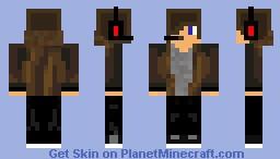 """The True Lamboboy63 """"No More Updates"""" Minecraft Skin"""