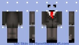 Mr.Invisible²(Double) Minecraft Skin