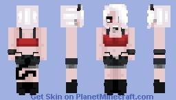 Request ~ Swimsuit Zdrada 🚬 Minecraft Skin