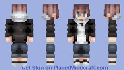 ~ Karma ~ | Bungo Stray Dogs Minecraft Skin