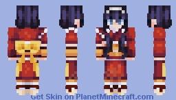 ~ Kyouka Izumi ~ | Bungo Stray Dogs Minecraft Skin