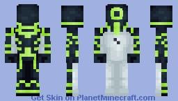Upgrade   Ben 10 OS Minecraft Skin