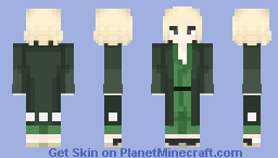 [Bleach] Kisuke Urahara Minecraft Skin