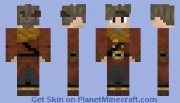 Khand [Edited] Minecraft Skin