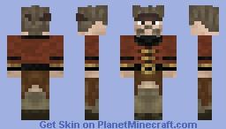 Khand LOTR Minecraft Skin