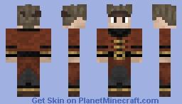 Khand [Alternative] Minecraft Skin