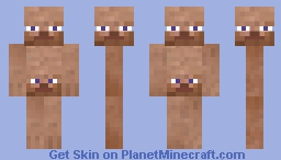 he hungers Minecraft Skin