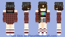 *//Very Expensive//* > Persona Minecraft Skin