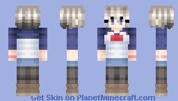 Uzaki Hana (宇崎 花) Minecraft Skin