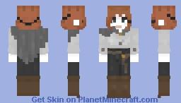 Florence Ironwood V2 [LOTC] Minecraft Skin