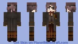 Princess turned Pirate turned Stateswoman [LotC] Minecraft Skin