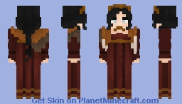 furs and stuff Minecraft Skin