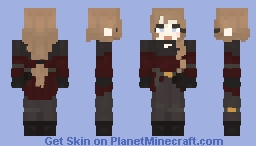 The travelling mage [LotC] Minecraft Skin