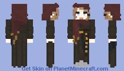 Mysterious stranger [LotC] Minecraft Skin