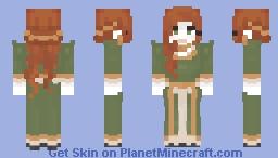 Iduna Ironwood V3 [LOTC] Minecraft Skin