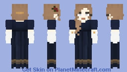 ~ Regency dress ~ [LotC] Minecraft Skin