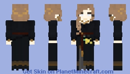 ~ The silent one ~ Minecraft Skin
