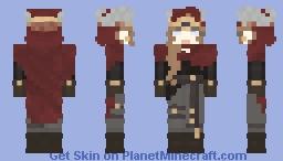 ~ Just yo basic girl ~ [LotC] Minecraft Skin