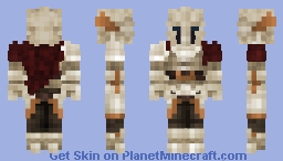 Massivecraft Dread Knight Minecraft Skin