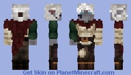 Darkelf Mcree (DO NOT USE ON MASSIVECRAFT) Minecraft Skin