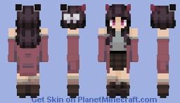 Valentine // Persona #1 Minecraft Skin
