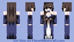 [OC] Valerie Monroe [Requests?] Minecraft Skin