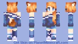 Rosalina Minecraft Skin