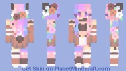 vulpine ; rce Minecraft Skin