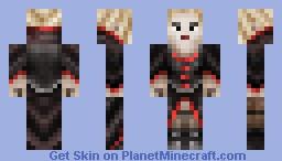 Vampire Queen ☠ Minecraft Skin