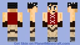 Van Famel Minecraft Skin