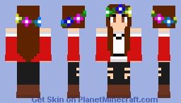 Vanessa (Akira) Minecraft Skin