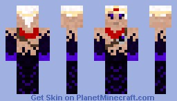 LoL: Varus Minecraft Skin