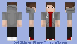 Parkour guy ( I'am back!!! ) Minecraft Skin
