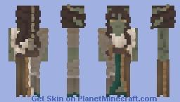 Velnari of Clan Tlalli | [FRP | FTU] Minecraft Skin