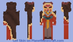 ✧ Veiled Velnari Minecraft Skin