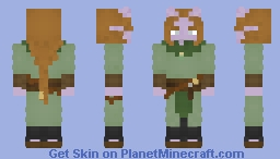 [FTU | FRP] ✧ Velnari of Ehekatl Minecraft Skin