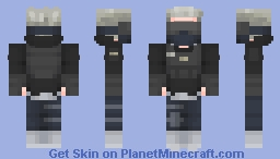 Verge | Fortnite skin Minecraft Skin