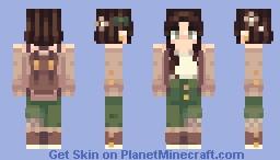 Wandering Minecraft Skin