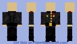 Federation veteran uniform vol. 1 Minecraft Skin