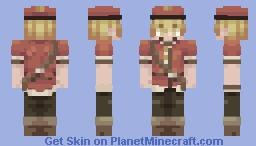 Victor Grantz - Identity V [Request] Minecraft Skin