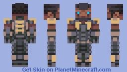 Vidar Minecraft Skin