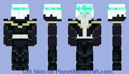 Viego LOL Minecraft Skin