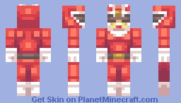 Viewtiful Joe Minecraft Skin