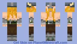 Norse Viking Minecraft Skin
