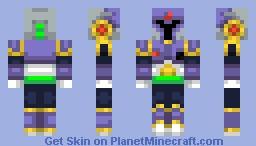 Vile (Mega Man X) Minecraft