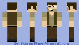 Villager (FIXED) Minecraft Skin