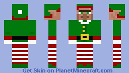 Christmas Elf Villager