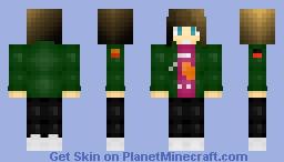 Vince!! (The Mighty Boosh) Minecraft Skin